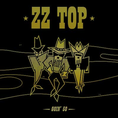 ZZ Top - Goin' 50 (Deluxe Box Set)