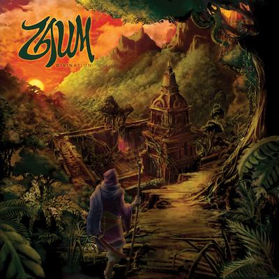 Zaum - Divination