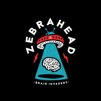 Zebrahead - Brain Invaders