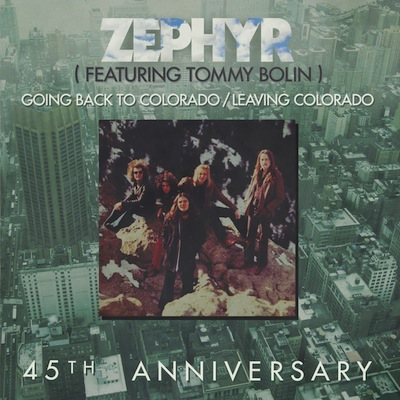 Zephyr - Going Back To Colorado + Leaving Colorado (Reissue)