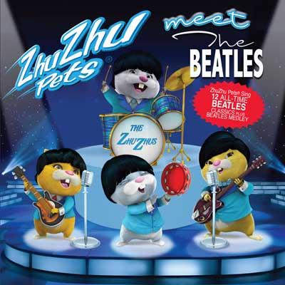 ZhuZhu Pets - ZhuZhu Pets Meet The Beatles