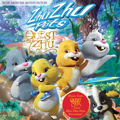 Soundtrack - ZhuZhu Pets: Quest For Zhu (Digital)