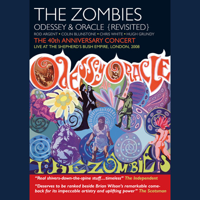 The Zombies - Odessey & Oracle: The 40th Anniversary Concert (DVD)