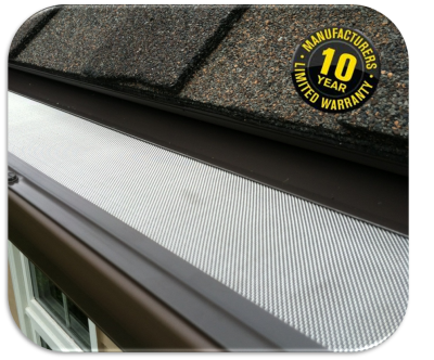 Simply Standard Gutter Guard