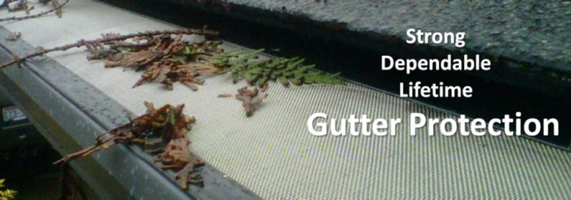 Versaguard Gutter Guard, Gutters, Rain Gutters, Gutter Protection, Gutter Guards