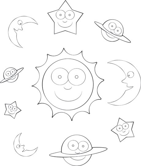 solar system cut and paste  page 2