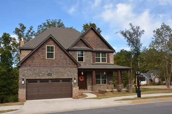 Opelika auburn al new construction homes for Home builders in south alabama