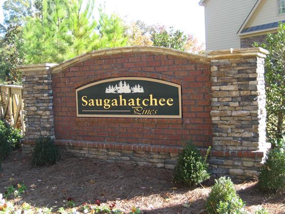 Saugahatchee Pines