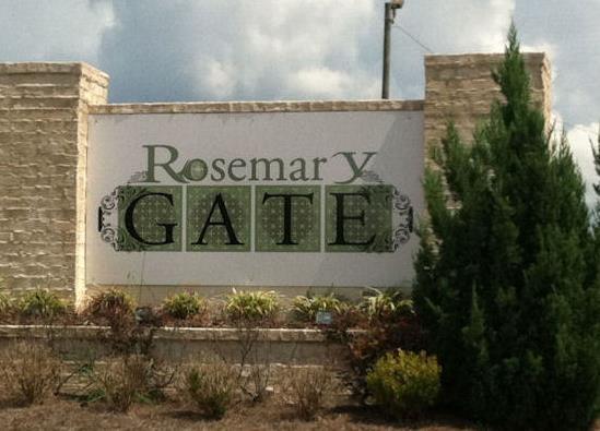 Rosemary Gate