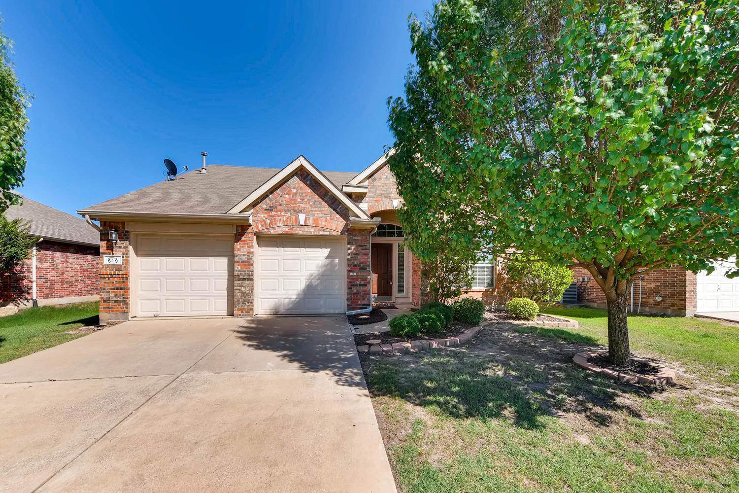 Photo of 519 Wolf Drive, Forney, TX, 75126