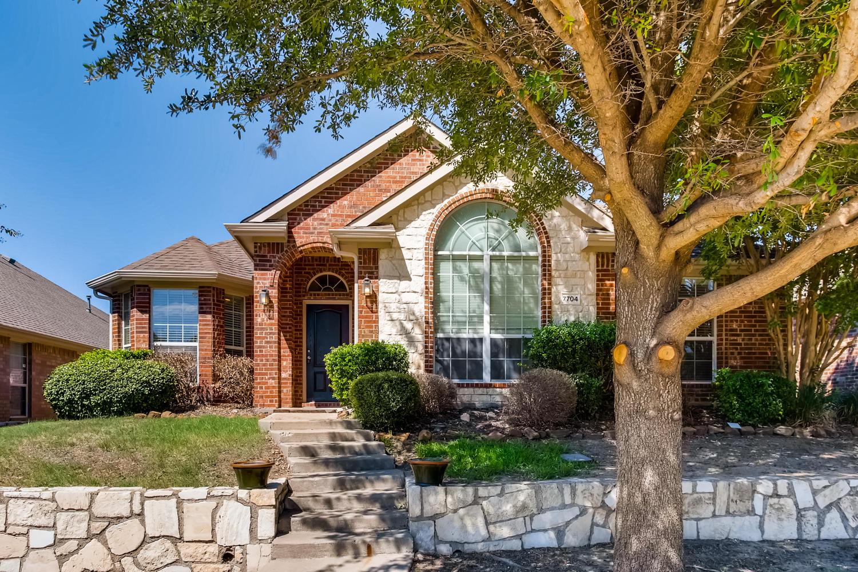 Photo of 7704 Pleasant Valley Tr, McKinney, TX, 75070
