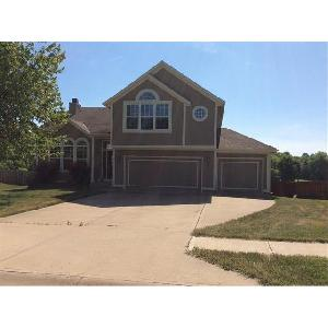 Home for rent in Raymore, MO