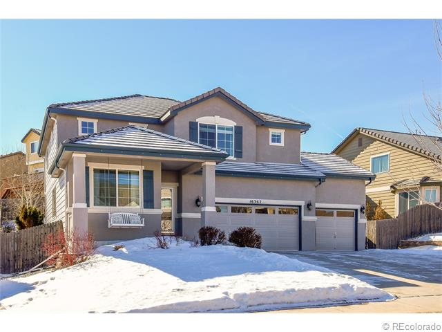 Photo of 16362 E Jackalope Dr, Parker, CO, 80134