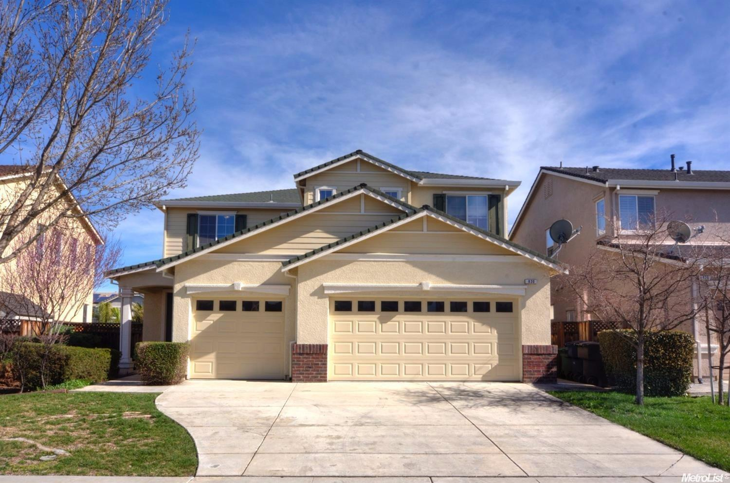 Photo of 830 Saffron Drive, Tracy, CA, 95377