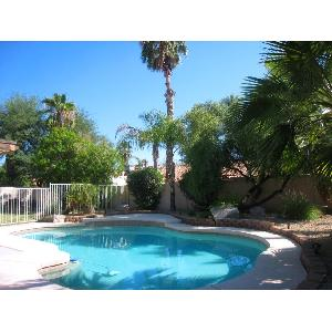 Scottsdale Home with Pool. Includes pool and la...