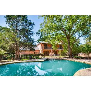 Home for rent in Double Oak, TX