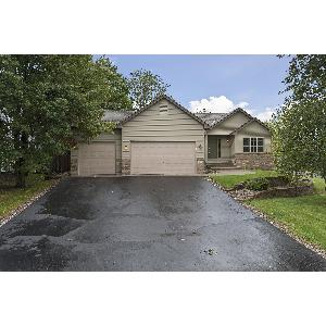 Home for rent in Andover, MN