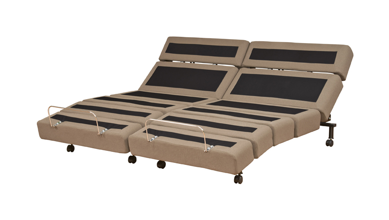 Did you Know? Adjustable Mattress Bases are designed for work, relaxation, and sleep.