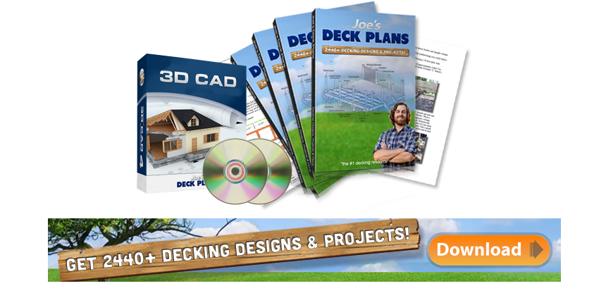 Download 2 000 Deck Design Blueprints