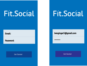Fit.social intro
