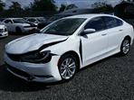 2015 Chrysler 200 Limited (L4, 2.4L)