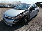 2012 Honda Civic LX (L4, 1.8L; SOHC 16V; VVT)