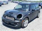 2013 MINI Cooper S Clubman (L4, 1.6L; Turbo)