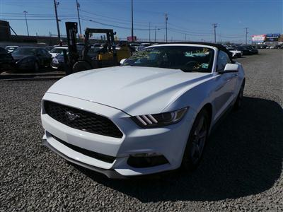 2016 Ford Mustang Base (V6, 3.7L; DOHC 24V)
