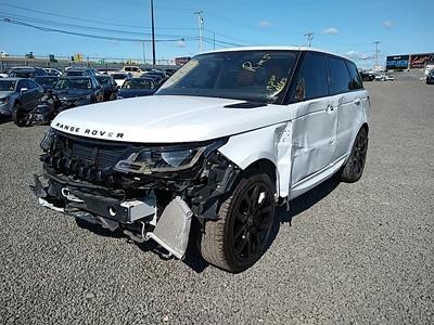 2020 Land Rover Range Rover Sport HSE Dynamic (V8, 5.0L; Superchar