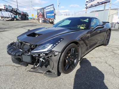 2016 Chevrolet Corvette Stingray 2LT (V8, 6.2L; OHV 16V; VVT)