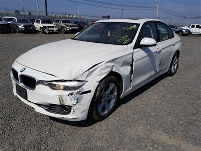 2014 BMW 3 series 328i xDrive (L4, 2.0L; Twin Turbo)