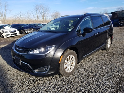 2018 Chrysler Pacifica Touring L (V6, 3.6L; FFV; DOHC)