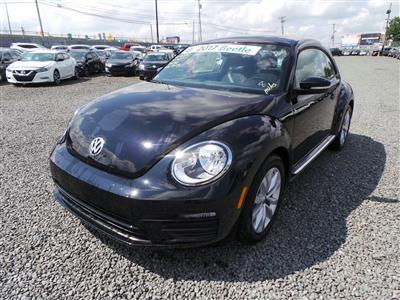 2017 Volkswagen Beetle (L4, 1.8L; DOHC 16V