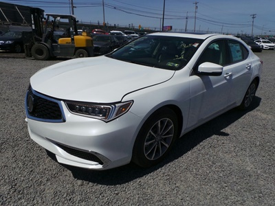 2018 Acura TLX Technology Package (L4, 2.4L)