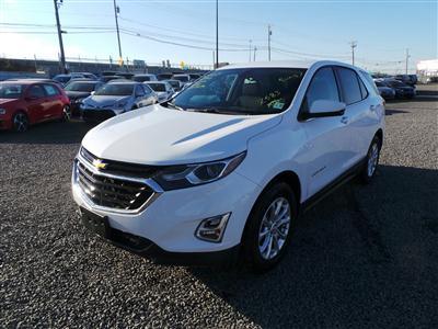 2018 Chevrolet Equinox LT (1LT) (L4, 1.5L; Turbo)