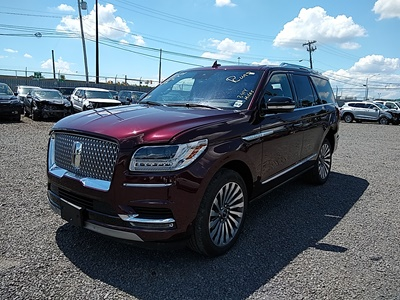 2020 Lincoln Navigator Reserve (V6, 3.5L; FFV; DOHC 24V; Turbo)