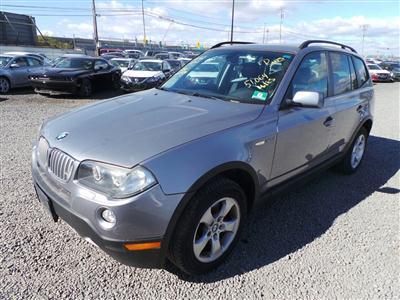 2007 BMW X3 3.0si (L6, 3.0L)