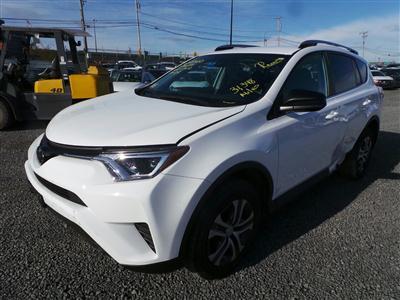 2017 Toyota RAV4 LE (L4, 2.5L)