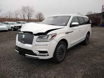 2020 Lincoln Navigator Black Label (V6, 3.5L; FFV; DOHC 24V; Tu