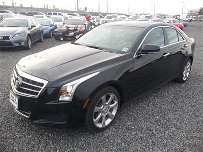 2014 Cadillac Ats 2.0 LUXURY COLLECTION AUTO 2.0 LUXURY COLLECTI