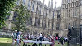 National Table Tennis Day at Parliament July 17th