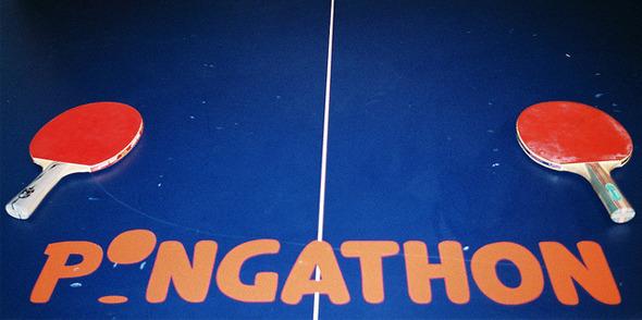 Pongathon City Challenge Group C & D: A ping pong battle of EPIC proportions!