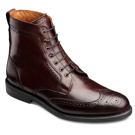 Check out these Dalton Boots made in Port Washington, WI by Allen Edmonds. Purchase to support 600 American workers. Gets you 9,730 Boom™ Points.