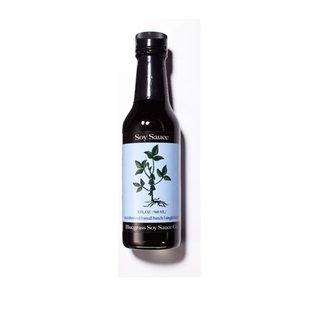 Check out this Soy Sauce made in Louisville, KY by Bourbon Barrel Foods. Purchase to support 8 American workers. Gets you 476 Boom™ Points.