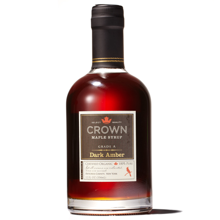 Check out this Maple Syrup made in Dover Plains, NY by Crown Maple Syrup. Purchase to support 34 American workers. Gets you 238 Boom™ Points.