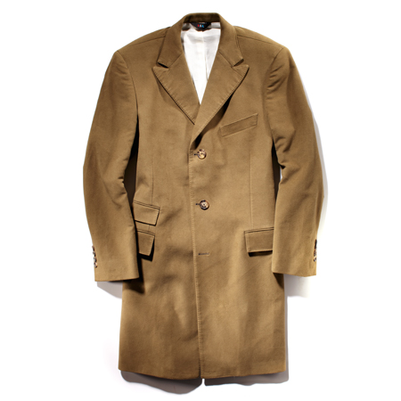 Check out this Overcoat made in Haverhill, MA by Southwick. Purchase to support American workers. Gets you 12,530 Boom™ Points.