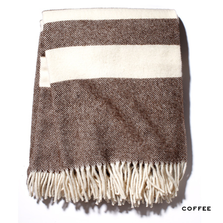 Check out this Lodge Stripe Throw made in Faribault, MN by Faribault Woolen Mill Co. Purchase to support 80 American workers. Gets you 1,890 Boom™ Points.