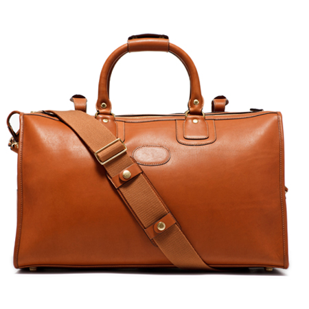 Check out this Leather Bag made in Norwalk, CT by Ghurka. Purchase to support 35 American workers. Gets you 19,530 Boom™ Points.