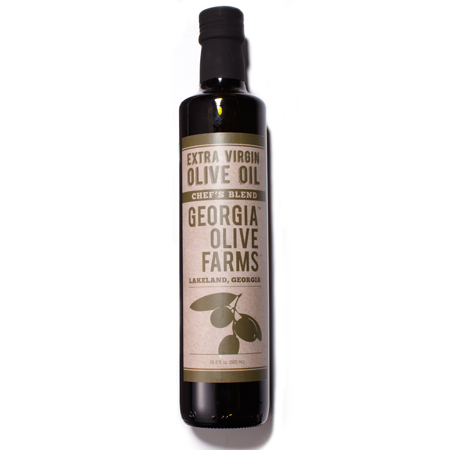 Check out this Extra-Virgin Olive Oil made in Lakeland, GA by Georgia Olive Farms. Purchase to support 43 American workers. Gets you 420 Boom™ Points.