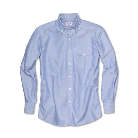 Check out this Oxford Shirt made in Houston, TX by Hamilton Shirts. Purchase to support 40 American workers. Gets you 2,730 Boom™ Points.